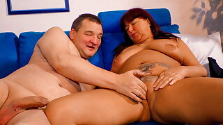 XXX OMAS, German Second-rate Wife Has Hard Sex With Husband