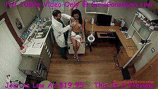 CUTE Chary TEEN BELLA GETS FIRST GYNO EXAM FROM DOCTOR TAMPA AT TAMPA UNIVERSITY! GIRLSGONEGYNOCOM