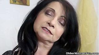 An older woman means fun part 437