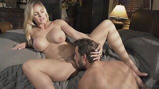 Amazing Rachael Cavalli hot cougar sex