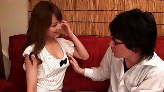 Japanese hot vixen Akiho Yoshizawa crazy xxx clip
