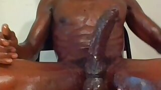 Hot guy dirty talking your tight wet pussy feels ergo fucking good! 4 beefy cumloads!!