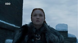 Game be required of Thrones S08E01 1080p